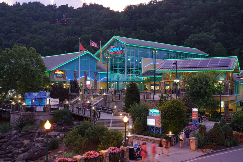 "Ripley's Aquarium of the Smokies Voted a Winner in ""Best Aquarium in North America"" 10Best Readers' Choice Award! - Ripley Entertainment Inc"