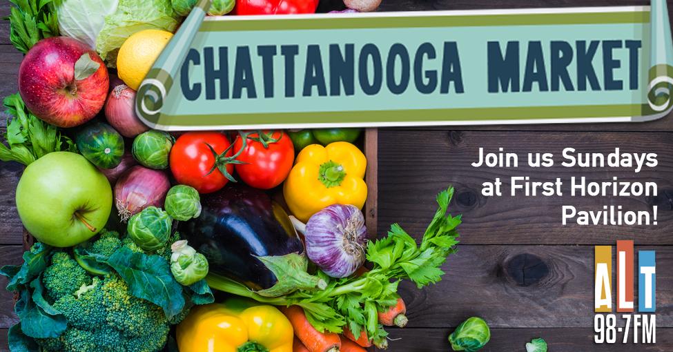 Alt Chattanooga Market 2021 Promo Reel